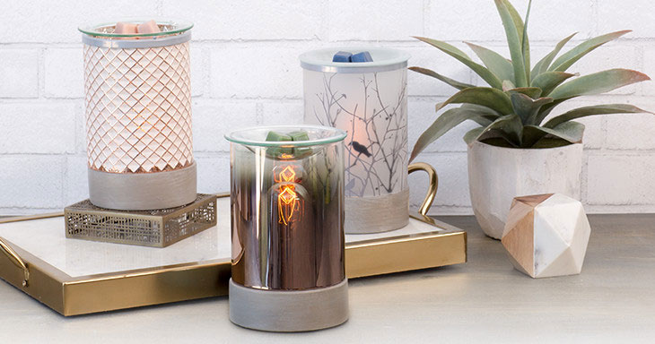 Scentsy Electric Warmers Home Fragrance Precious Scents Uk